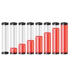 Battery meter vector