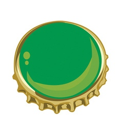Bottlecap vector