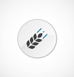 Agriculture icon 2 colored vector