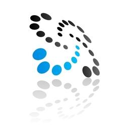 Abstract symbol design vector