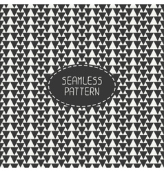Geometric hipster seamless pattern with rhombus vector