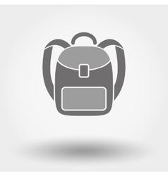 Schoolbag vector