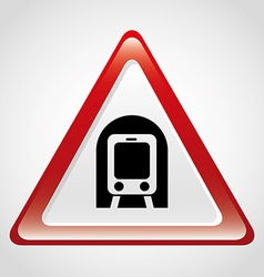Traffic sign vector