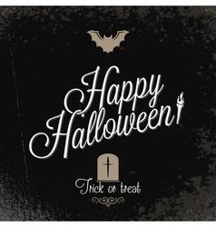 Holiday halloween vector