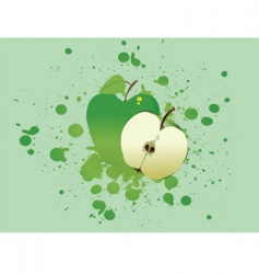 Apple blast vector