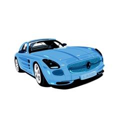 Artistic auto vector