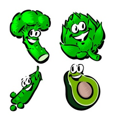 Broccoli vector