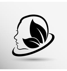 Women health beauty and treatment symbols vector