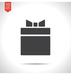 Present icon eps10 vector