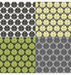 Humulus pattern vector