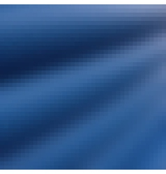 Pixel wave curtain blue gradient background vector