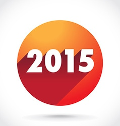2015 theme vector
