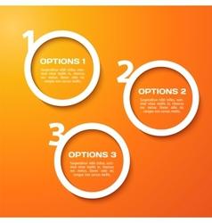 Progress background paper design vector