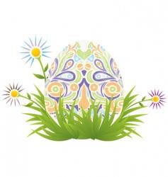 Easter egg vector