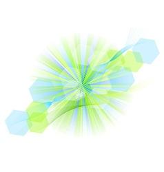 Explosive burst vector