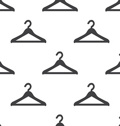 Hanger seamless pattern vector