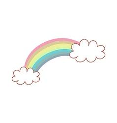 A rainbow vector