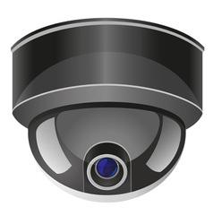 Video surveillance camera 01 vector