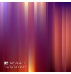 Colorful abstract stripes background vector