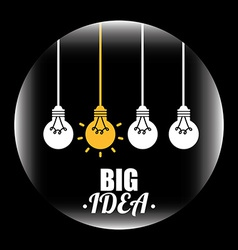 Big idea vector