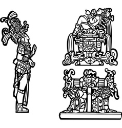Mayan group vector
