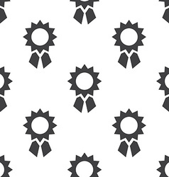 Achievement seamless pattern vector