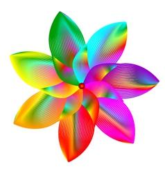 Pin wheel vector