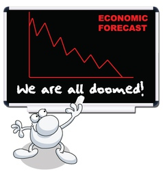 Economic forecast vector