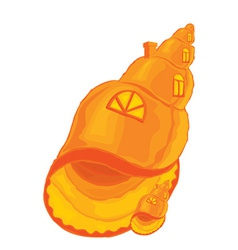 House shell vector