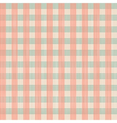 Abstract retro square tablecloth seamless pattern vector