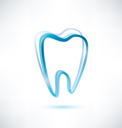 Tooth symbol vector