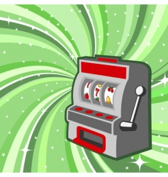 Gambling machine vector