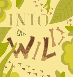 Into the wild vector