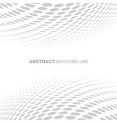 Abstract halftone gray technology background vector