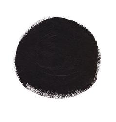 Black circle acrylic banner vector
