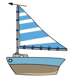 Ship motor vector