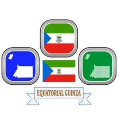 Symbol of equatorial guinea vector