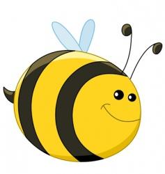 Baby bee vector