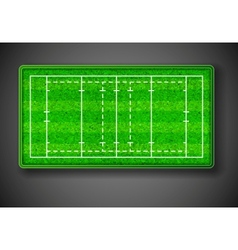 Rugby stadium vector