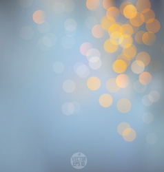 Bokeh classic tone background eps10 vector