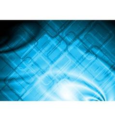 Blue abstract backdrop vector