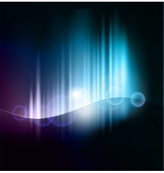 Abstract blurred light background vector
