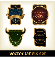 Labels set vector