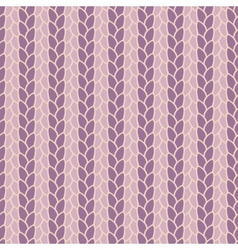 Knitted seamless pattern vector