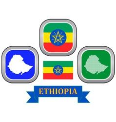 Symbol of ethiopia vector