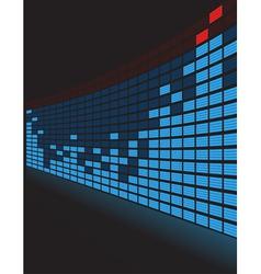 Equalizer display vector