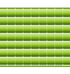 Retro style square green background vector