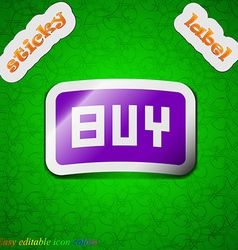 Buy online buying dollar usd icon sign symbol chic vector