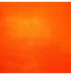 Abstract cloudy orange light effect background vector