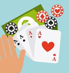 Casino game vector